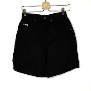 NWT Vintage Chic High Waisted Mom Short